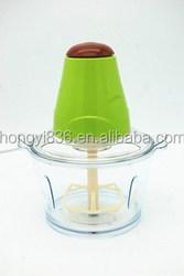 Plastic muti-pose food chopper