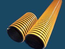 Heavy duty transmission marine hose