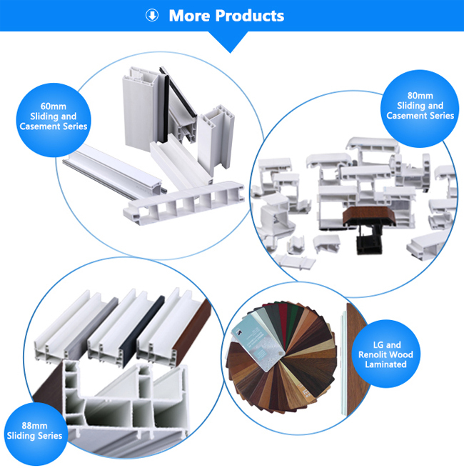 Plastic Upvc Door Panel Profile Upvc Door Frame Profiles - Buy ...
