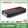 2000W Modified Sine Wave Solar Power Inverter with charger
