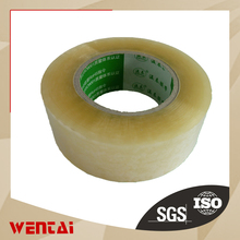 specializing in waterproof color high quality tranparent bopp adheive tape