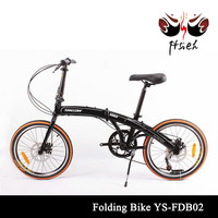 New Arrival! The 20 inch folding bike / Aluminium folding bike / China folding bike is portable