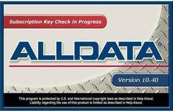 New mitchell auto repair software 10.40