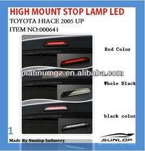 toyota hiace parts #000641 toyota hiace High Mount Stop Lamp LED for hiace van,KDH 200,commuter