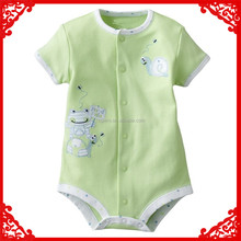 High Quality 100% Cotton Baby Romper children's clothing wholesale china factory