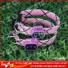 2012 new promotional remote led dog collar