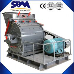 SBM high quality hammer mill supplier for sale , tooth hammer crusher for sale