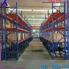 Multi-layer powder coating metal medium duty storage shelf