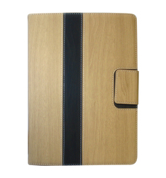 Custom case for tablet wood pattern stand stylish case for ipad air case cover for tablet