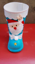 New Crafts:Baby Boots for Christmas Ultrasuede Toddler Boots/ 2014 the most fashionable