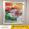 Environment-friendly LED light box outdoor slim waterproof picture frames aluminum light board