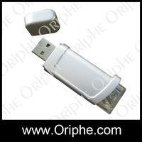 OEM USB Stick Plastic USB,Custom Logo usb Flash Drive 4GB