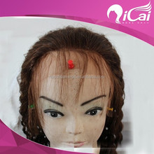 wholesale Brazilian Hair 100% Human Hair ,virgin lace front wig