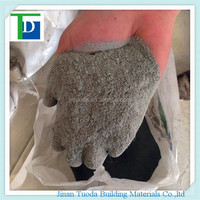 China TD-TGM Compressive strength more than 85 mpa non shrink grout material construction concrete