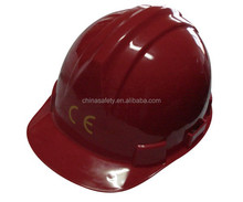 SLH-P-2 ANSI/CE Red Industrial Protective Safety Helmet