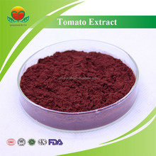 Manufacturer Supply 5%, 6%,10%,20% HPLC Tomato Extract