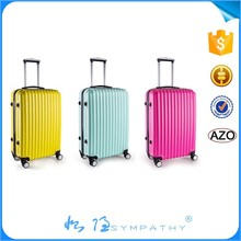 """abs trolley luggage for business and travel , 20"""" 24"""" 28""""trolley luggage"""