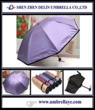 super uv protection parasol Folding Umbrellarella