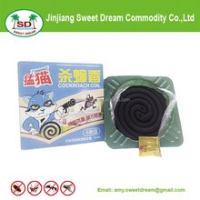 anti cockroach coil/ cockroach repellent incense/cockroach killing coil