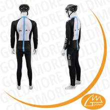 Cheap china wholesales Custom Sky team club designer cycling jersey long suit +Long pants set
