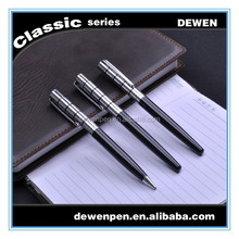 2015 High-end Customized Noble Design Shiny Metal Pen Set for Business Gift