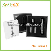 Replaceable heating mini protank 2 atomizer ego clearomizer protank 2 cartomizer protank 2 tube