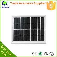 3 watt solar panel for solar led lanterns