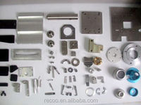 Custom stainless steel aluminum brass cnc machining custom parts with high quanlity
