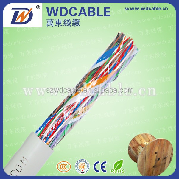 Kabel Telepon 2 Pair Pair Kabel Telepon 2 Pair