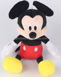 Mascot mickey mouse plush toys Factory ,mickey minnie mouse soft toy