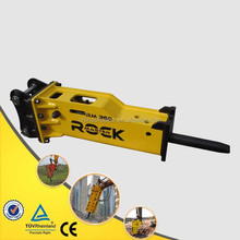 excavator rock breaker/hydraulic road breaker