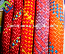 color polypropylene rope/string for ferry