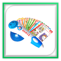 4GB Memory Kids Talking Pen with Global English and Books