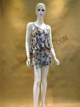 Original Design New Fashion Shorts Ladies Custom Print Chiffon Hot Shorts