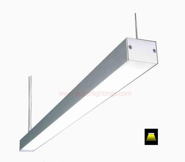 illuminazione per ufficio a sospensione tube 6 0 tubo led sospensione tutta luceessenzialed. Black Bedroom Furniture Sets. Home Design Ideas