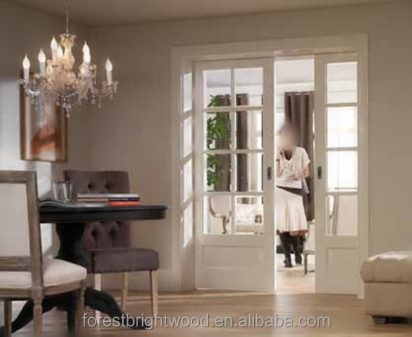 Exterior Sliding Glass Interior Double Pocket Doors Buy Sliding