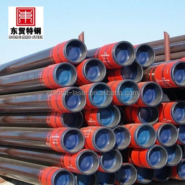 Do campo petrolífero da carcaça / tubulação tubo e tubo de linha