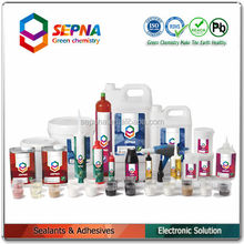 Thermal conductive insulating pouring sealant waterproof materials