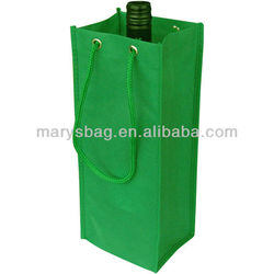 Non Woven Single Bottle Tote bag