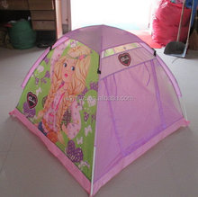 Contemporary useful house tent for family