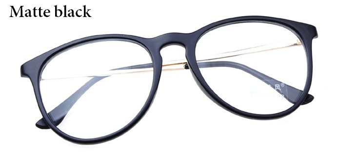 2014 new reading glasses brand designer black