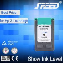 Ink Visible 21xl 22xl inkjet cartridge with Original Ink