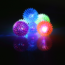 LED light dog toys ball led gifts for dog