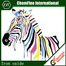 óxido de hierro