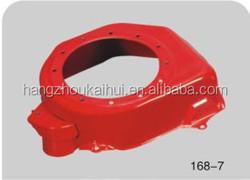 168F GX160 gasoline engine fan case electric for generator