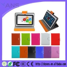 Wholesale Universal 7 8 9 10.1 Inch Leather Tablet Case with Stand