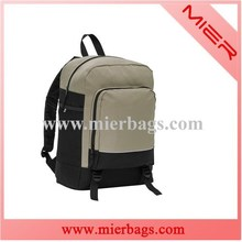 Light brown eco backpack