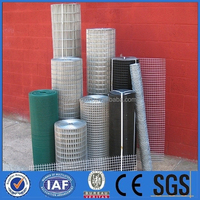 High Quality! Green Garden Fence PVC Coated Pet Fencing Welded Wire Mesh