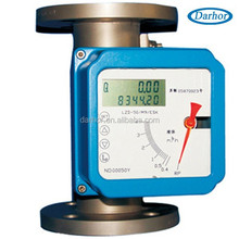 DH250 series digital water flow switch meter