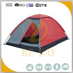 Hot sales light design fiberglass frame camping tent 2016